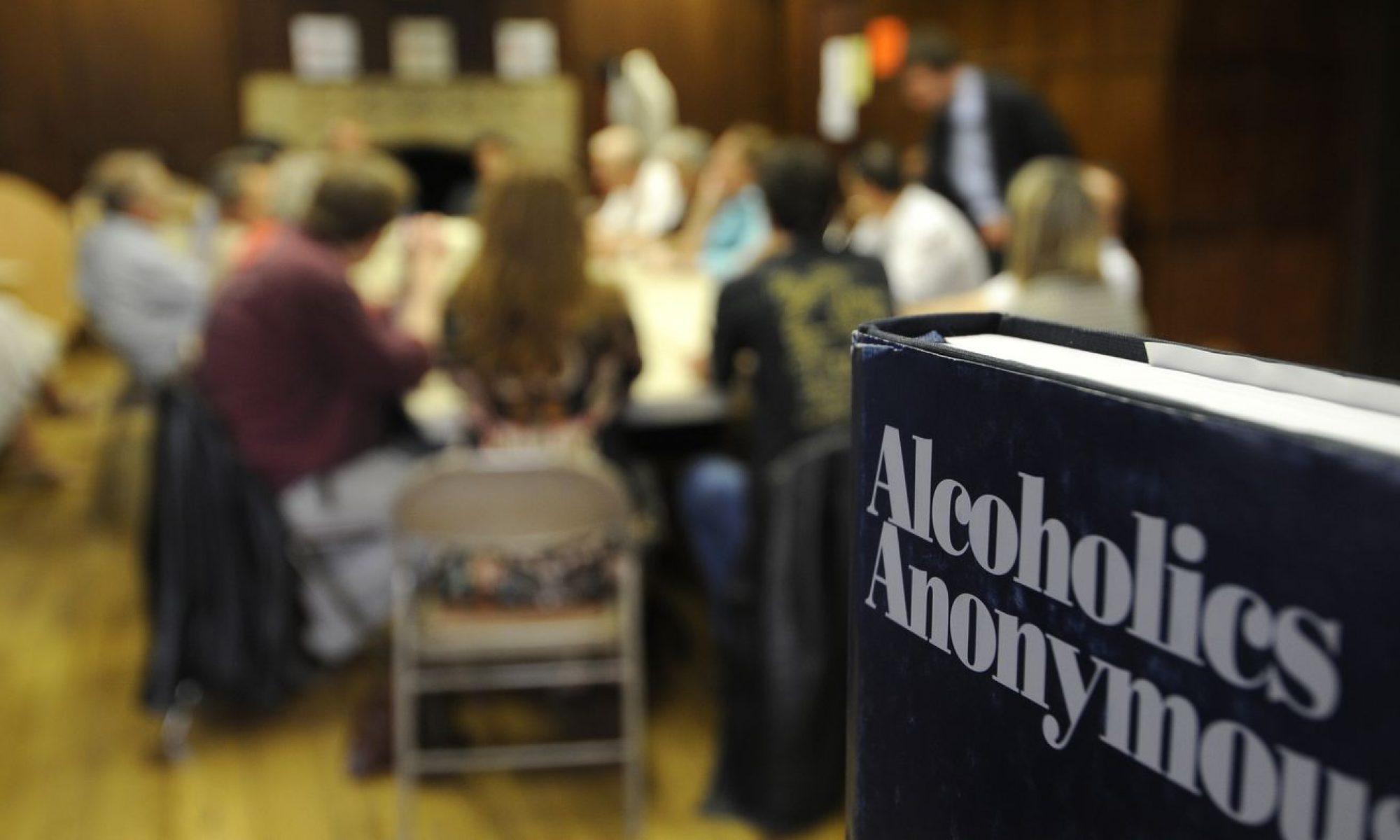 Alcoholics Anonymous District 13-E